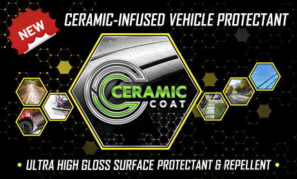 New Ceramic Coat Vehicle Protectant